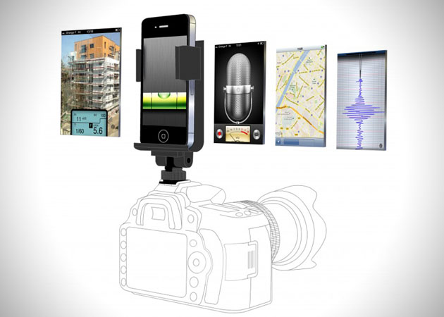 Apple iPhone DSLR Connector by Flash Dock (4)