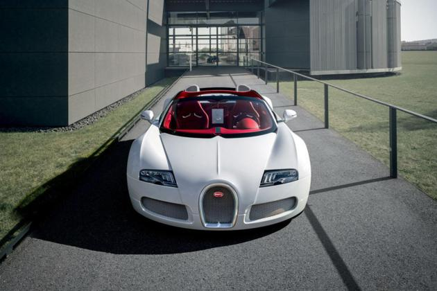 Bugatti Veyron Grand Sport Wei Long Edition (3)