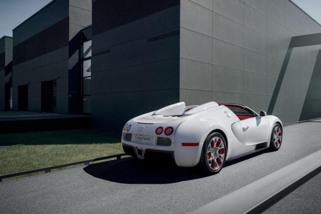 Bugatti Veyron Grand Sport Wei Long Edition (2)