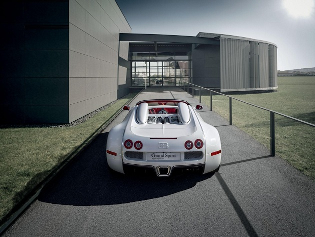 Bugatti Veyron Grand Sport Wei Long Edition (1)