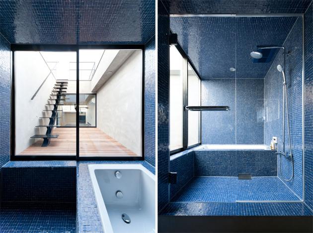 Contemporary House in Kitasando in Japan (2)