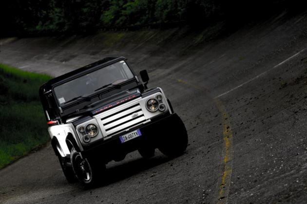 Land Rover Defender by Aznom (6)