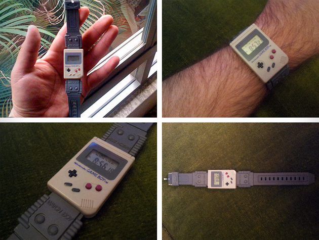 Nintendo Game Boy Watch (1)