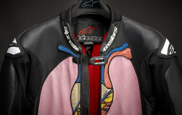 Anatomy Motorcycle Racing Suit by Alpinestars (4)