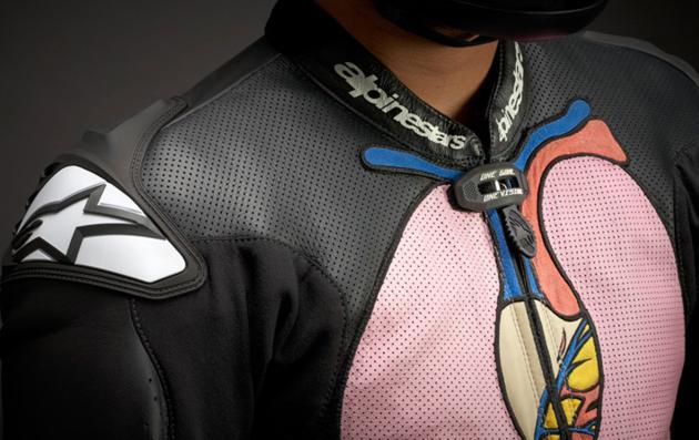 Anatomy Motorcycle Racing Suit by Alpinestars (1)
