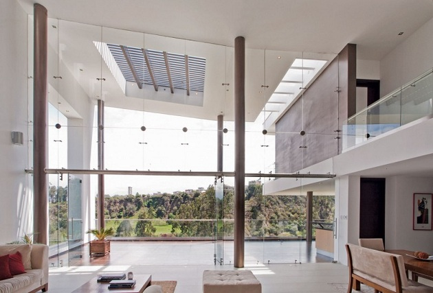 Contemporary Casa Hacia el Rio Residence in Ecuador (6)
