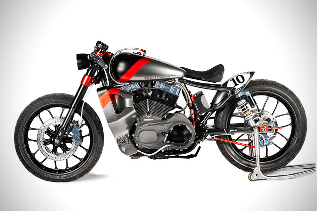 Harley F1-XLR Nightster by Shaw Speed & Custom | HiConsumption