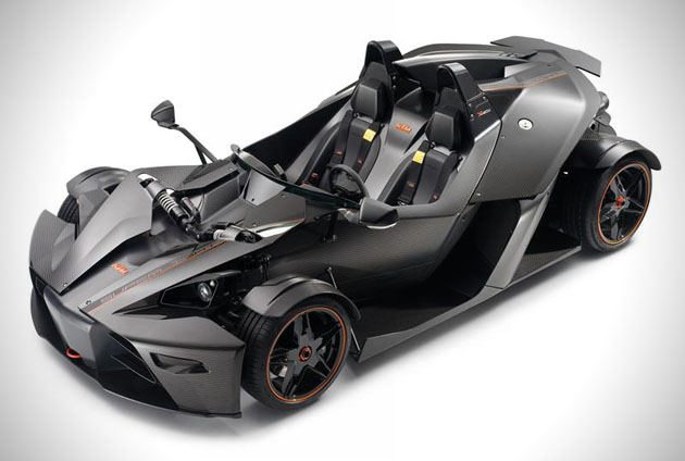 Ktm X Bow R Street Legal Formula 1 Car