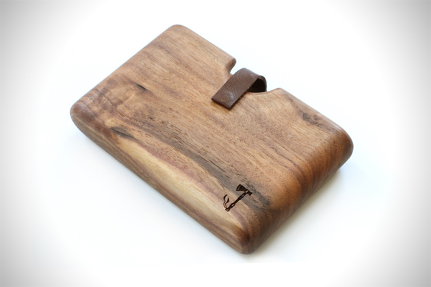 Hand Crafted Wood Wallets by Slim Timber (3)