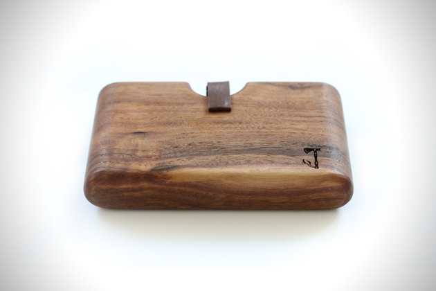 Hand Crafted Wood Wallets by Slim Timber (1)