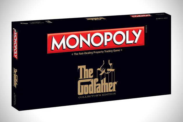 The Godfather Collectors Edition Monopoly (3)