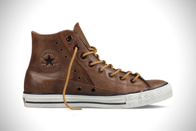 Converse Chuck Taylor Moto Leather Collection (2)