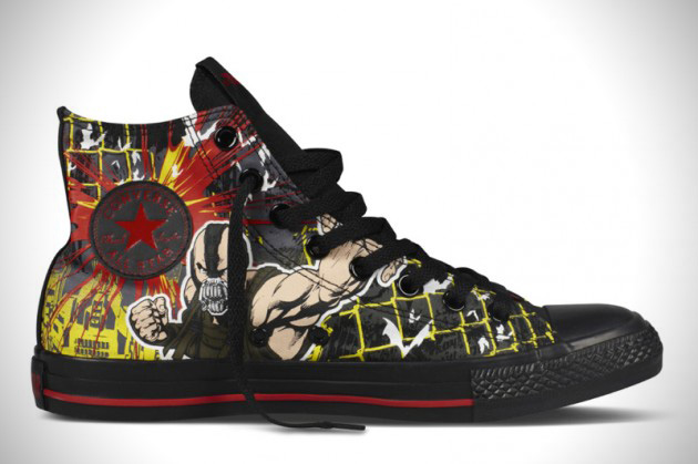 Converse The Dark Knight Rises Chuck Taylor All Star Collection (2)