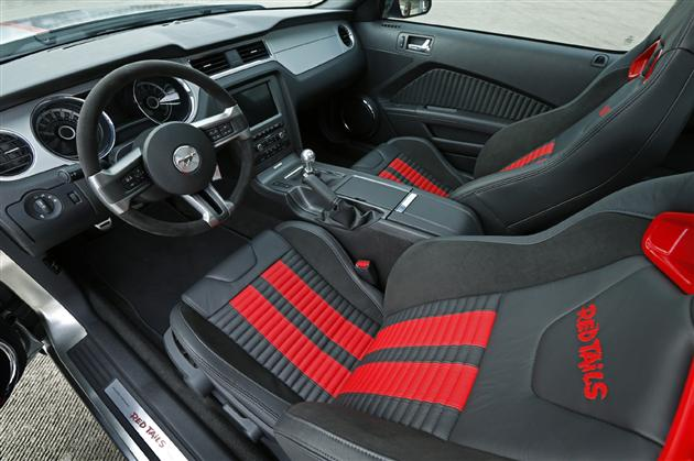 Ford Mustang GT Red Tails Edition (1)