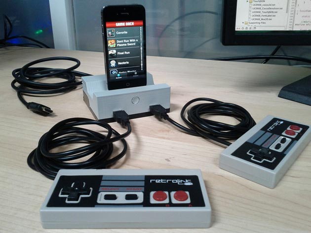 GameDock Retro Video Game Console (1)