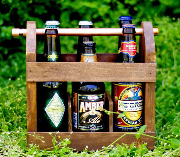 Home Brew Beer Bottle Carrier (3)
