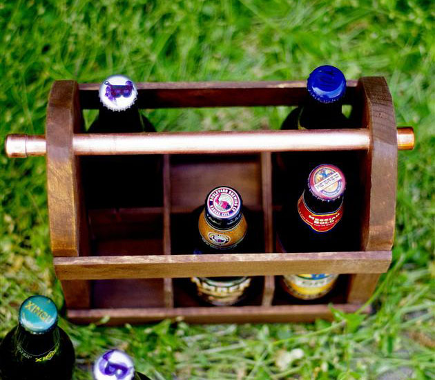 Home Brew Beer Bottle Carrier (2)
