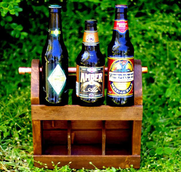 Home Brew Beer Bottle Carrier (1)