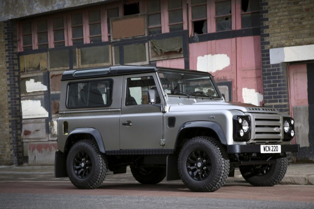 Land Rover Defender XTech Special Edition (6)