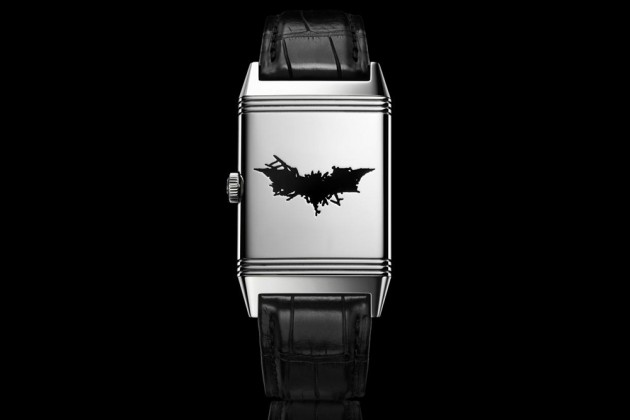 Limited Edition Batman The Dark Knight Rises Jaeger-LeCoultre Watch