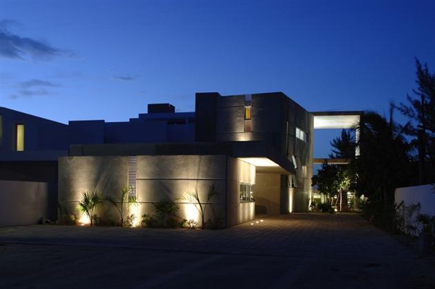 Oceanfront Siriki Residence in Mexico (2)