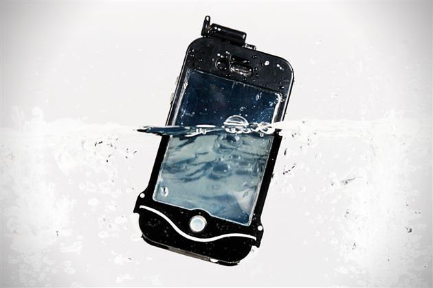 Waterproof Scuba Suit Case for Apple iPhone (3)