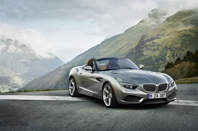 2012 BMW Zagato Roadster (6)