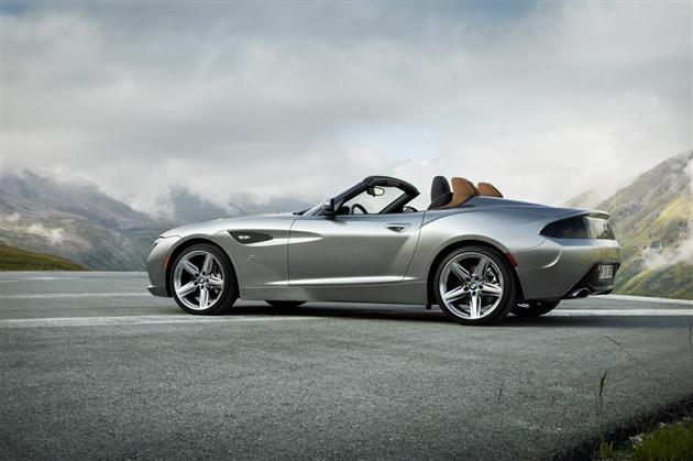 2012 BMW Zagato Roadster (5)