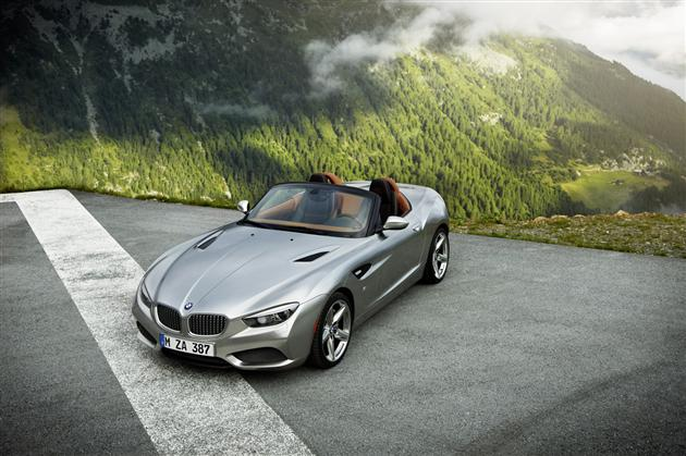 2012 BMW Zagato Roadster (4)