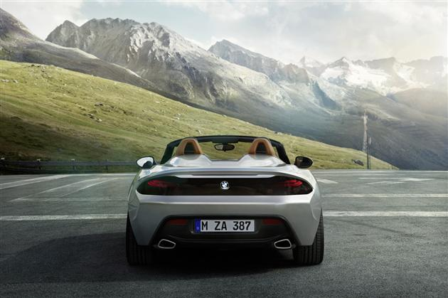 2012 BMW Zagato Roadster (3)