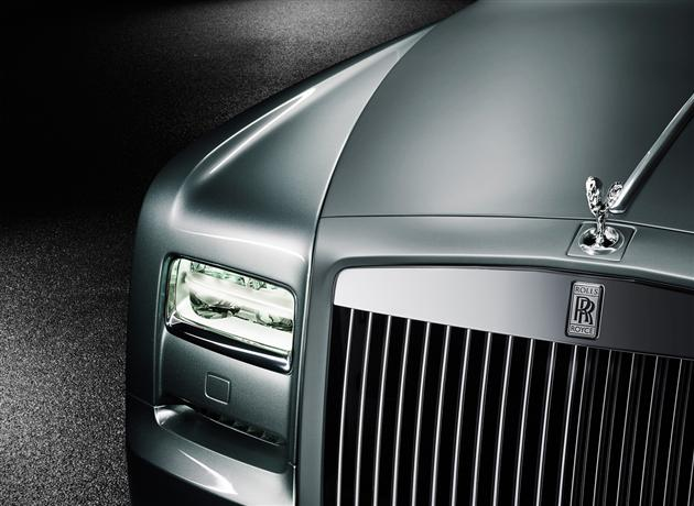2013 Rolls-Royce Phantom Coupe Aviator Collection (5)