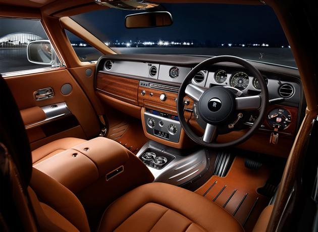 2013 Rolls-Royce Phantom Coupe Aviator Collection (4)