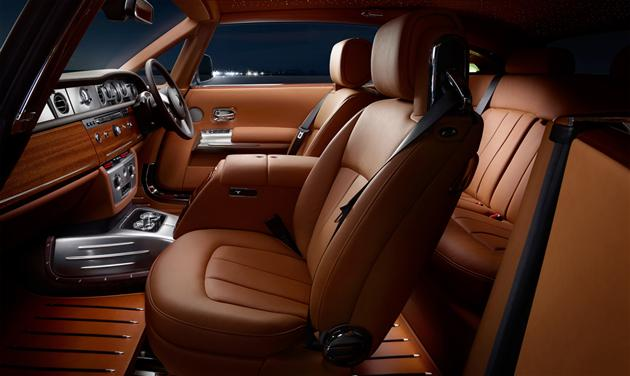 2013 Rolls-Royce Phantom Coupe Aviator Collection (1)