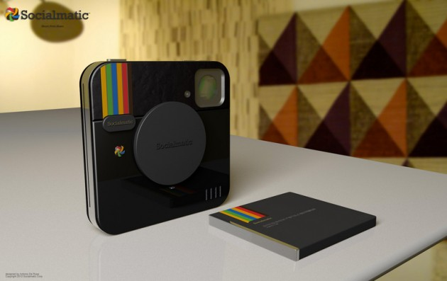 Blacked Out Instagram Socialmatic Camera by ADR Studio (10)
