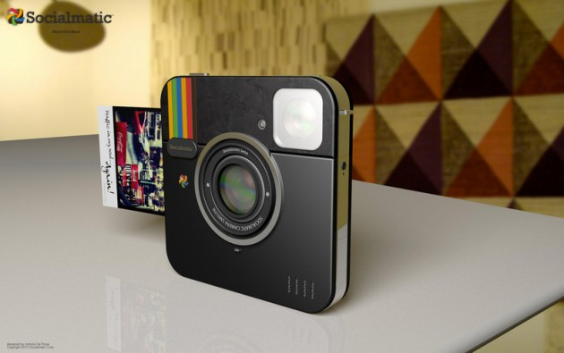 Blacked Out Instagram Socialmatic Camera by ADR Studio (9)
