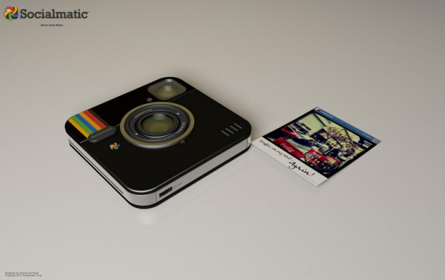 Blacked Out Instagram Socialmatic Camera by ADR Studio (8)
