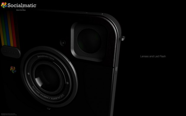 Blacked Out Instagram Socialmatic Camera by ADR Studio (6)