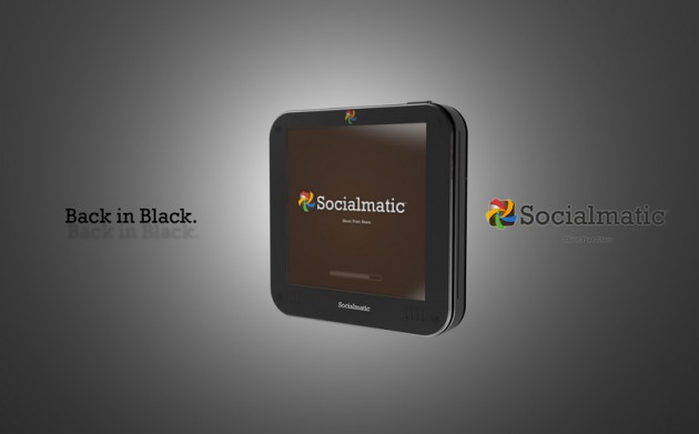 Blacked Out Instagram Socialmatic Camera by ADR Studio (4)
