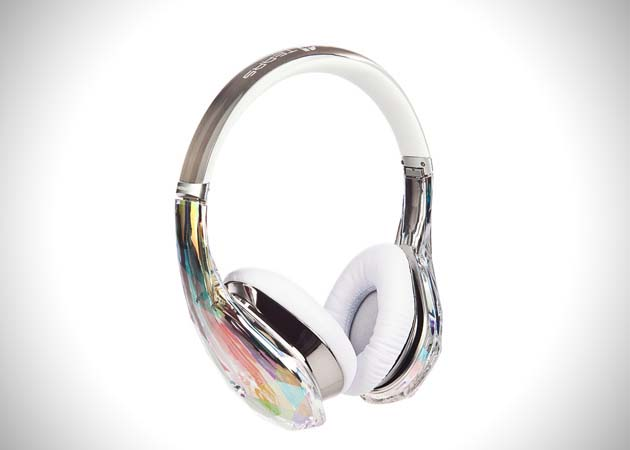 Diamond Tears Edge Headphones by Monster (1)