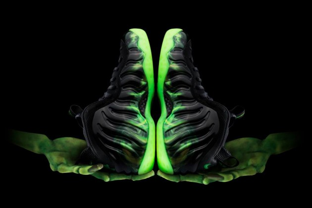 Limited Edition Nike Air Foamposite One ParaNorman (2)