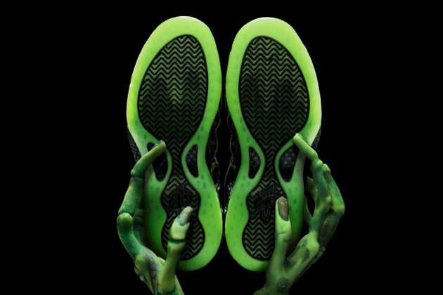Limited Edition Nike Air Foamposite One ParaNorman (1)