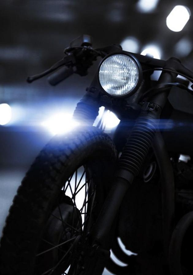 Stealth Nero Motorcycle by Bandit9 (2)