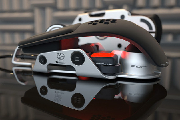Level 10 M Mouse by BMW Designworks and Thermaltake