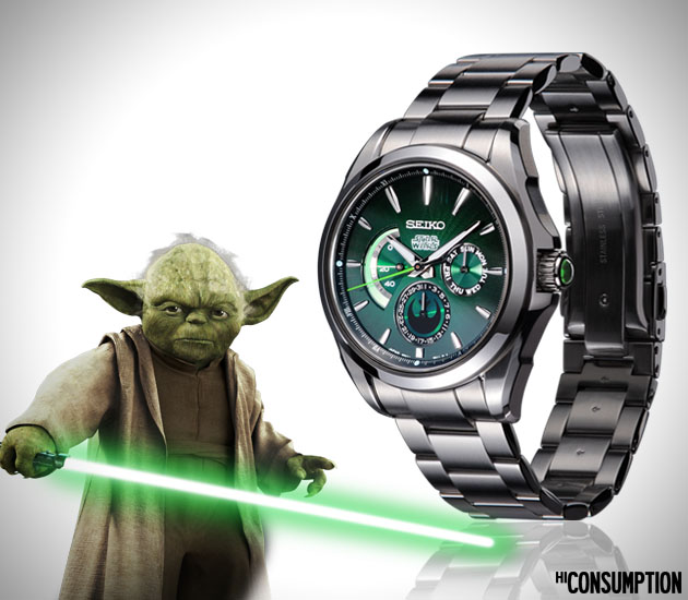 Limited Edition Star Wars Seiko Watch Collection (4)