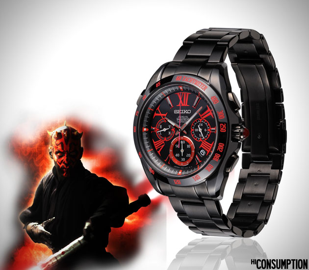 Limited Edition Star Wars Seiko Watch Collection (3)