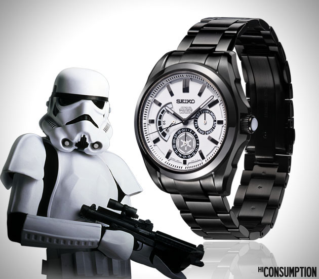 Limited Edition Star Wars Seiko Watch Collection (2)