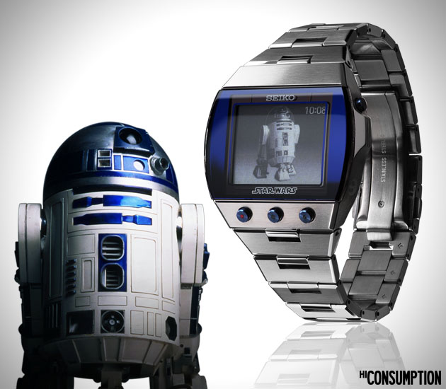 Limited Edition Star Wars Seiko Watch Collection (1)