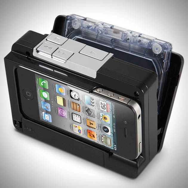 Cassette Tape to MP3 Converter for Apple iPod | HiConsumption