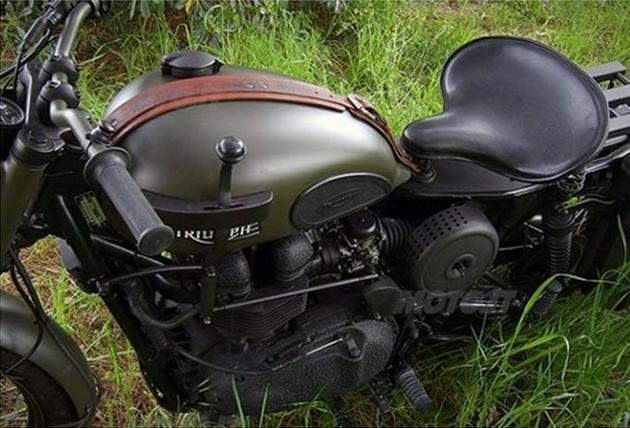 Triumph Bonneville Great Escape (3)