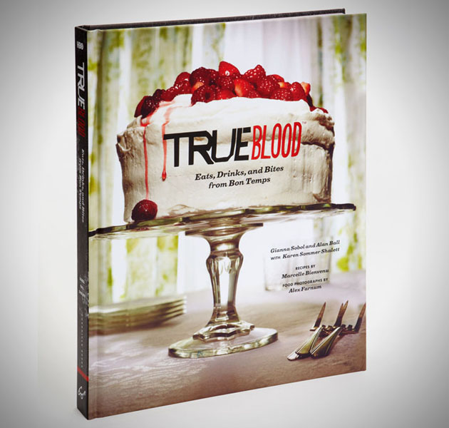 True Blood Cookbook Inspired by Bon Temps